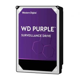 WD 8TB Purple Surveillance Hard Disk
