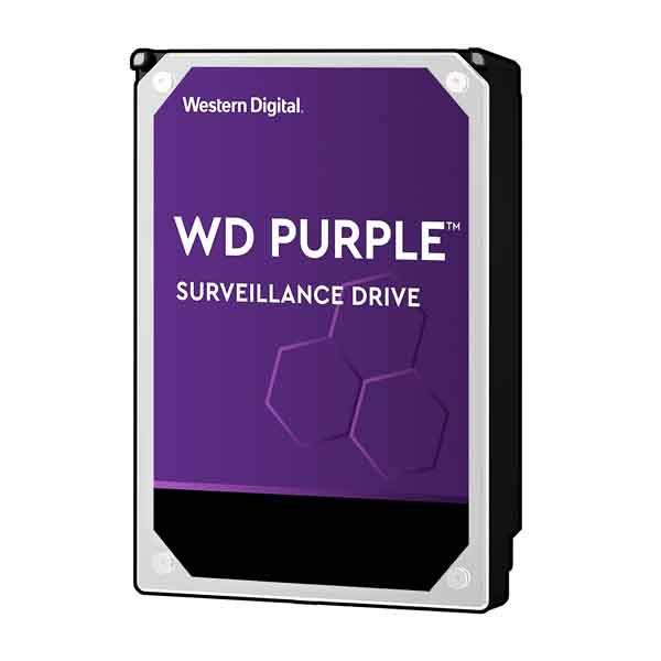 WD 8TB Purple Surveillance Hard Disk
